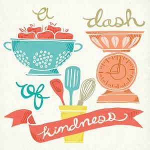 A Dash of Kindness by Mary Urban