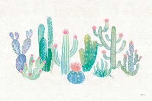Bohemian Cactus I by Mary Urban