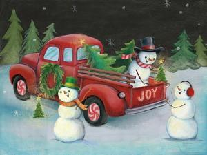 Christmas on Wheels II by Mary Urban