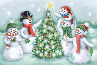 Classic Snowmen IV