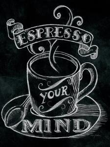 Espresso Your Mind by Mary Urban
