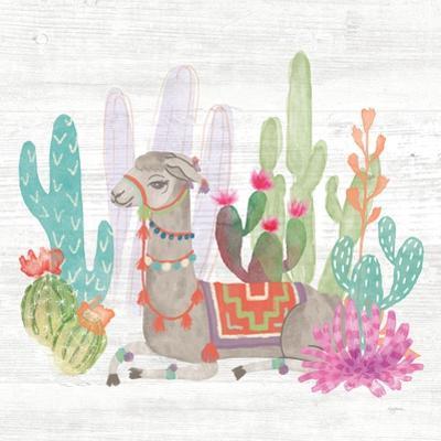 Lovely Llamas I by Mary Urban