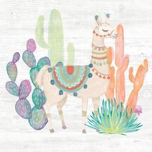 Lovely Llamas II by Mary Urban