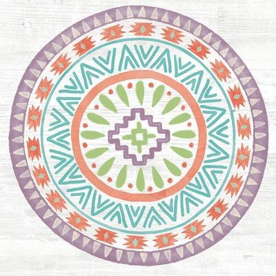 Lovely Llamas Mandala II