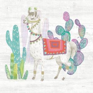 Lovely Llamas V by Mary Urban