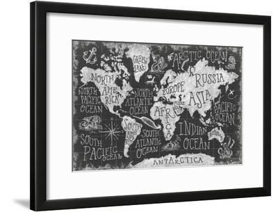 Mythical Map I