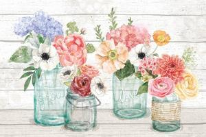 Pastel Flower Market I by Mary Urban