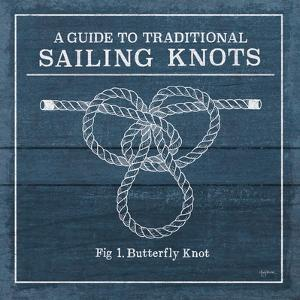 Vintage Sailing Knots II by Mary Urban