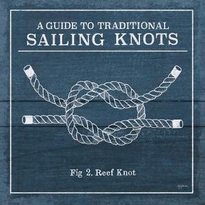 Vintage Sailing Knots III by Mary Urban