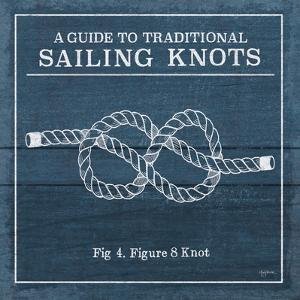 Vintage Sailing Knots IV by Mary Urban