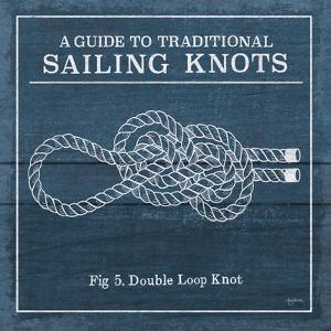Vintage Sailing Knots V by Mary Urban