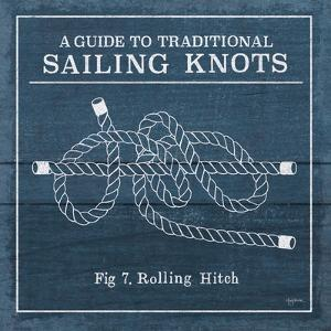 Vintage Sailing Knots VIII by Mary Urban