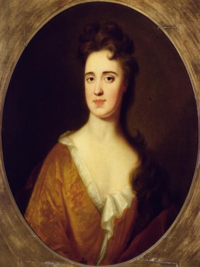 Mary Widdrington, Wife of Sir John Gascoigne, 5th Baronet--Giclee Print