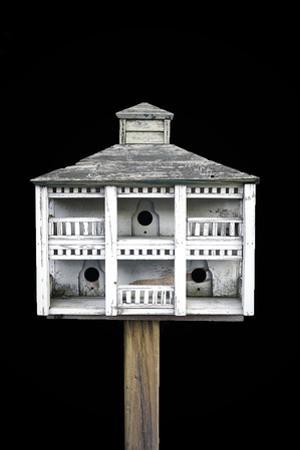 Birdhouse by Mary Woodman