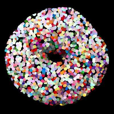Digital Donut by Mary Woodman