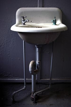 Sink by Mary Woodman