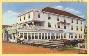 Maryland Inn, Ocean City, Maryland