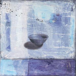 Bleu et transparence by Marylin Cavin