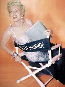 Marylin Monroe (1926-1962) C. 1955