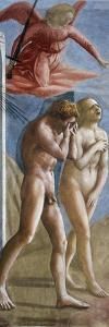 Adam and Eve Banished from Paradise, Ca, 1427-28 by Masaccio