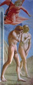 Expulsion from Paradise, 1425-1428 by Masaccio