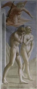 Expulsion from Paradise by Masaccio