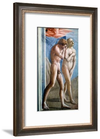 Masaccio: Expulsion-Masaccio-Framed Giclee Print