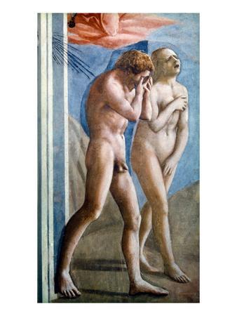 Masaccio: Expulsion