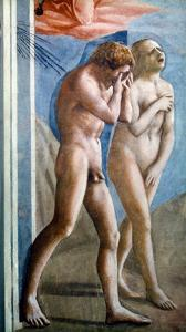 Masaccio: Expulsion by Masaccio