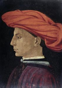 Portrait of a Young Man by Masaccio