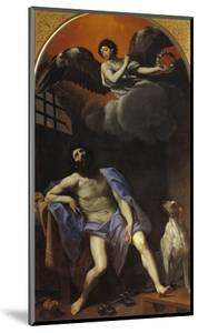 St Roch in Prison by Masaccio