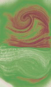 Nirvana: Bean Jam in Powdered Green Tea by Masaho Miyashima