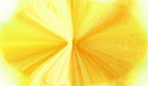 NIRVANA?Golden Violet by Masaho Miyashima
