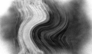 NIRVANA?The Flow of Water Makes Something by Masaho Miyashima