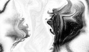 Nirvana: The Fossil Mysteriously Changes Shape Every Night by Masaho Miyashima