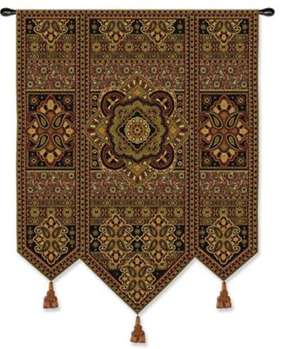Masala Anise--Wall Tapestry