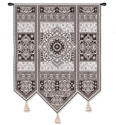 Masala Licorice--Wall Tapestry