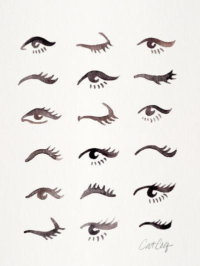 Mascara Envy-Cat Coquillette-Art Print