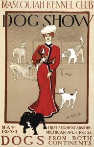 Mascoutah Dog Show Poster