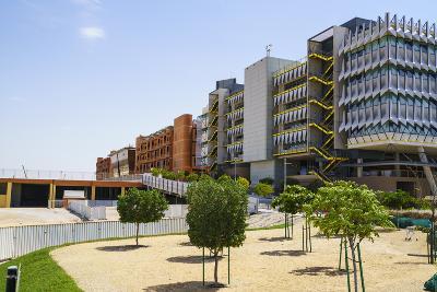 Masdar City-Fraser Hall-Photographic Print