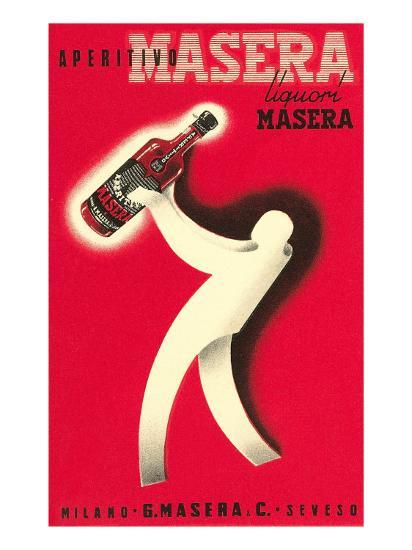 Masera Aperitif--Art Print