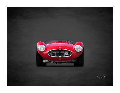 Maserati A6G 1953-Mark Rogan-Giclee Print