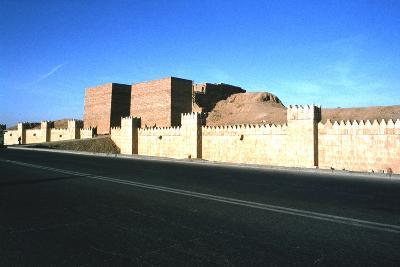 Mashki Gate, Nineveh, Iraq, 1977-Vivienne Sharp-Photographic Print
