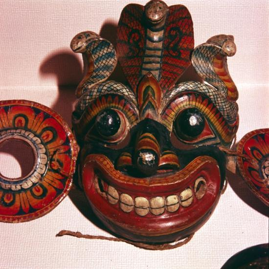 Mask from Java-Unknown-Giclee Print