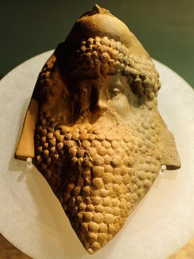 Mask of Dionysus, Sculpture from Kherson, Ukraine--Giclee Print