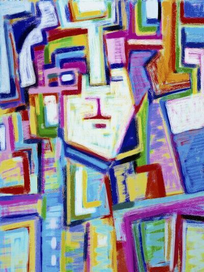 Mask-Diana Ong-Giclee Print