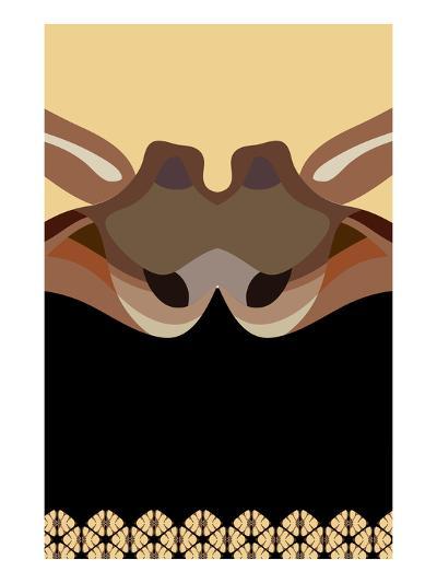 Masked Leah-Belen Mena-Giclee Print