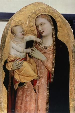 Madonna and Child, Ca 1335