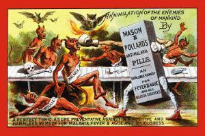 Mason and Pollard's Anti-Malaria Pills