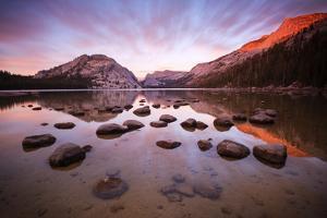 Tenaya Lake by Mason Cummings